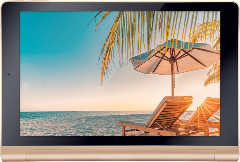 iBall Slide Brace XJ 32 GB 10.1 inch with Wi-Fi+4G Tablet(Bronze Gold)