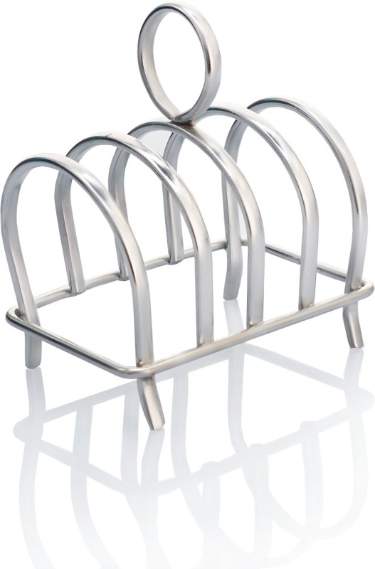 Urban Snackers 6126 4 Slice Toast Rack(Stainless Steel)