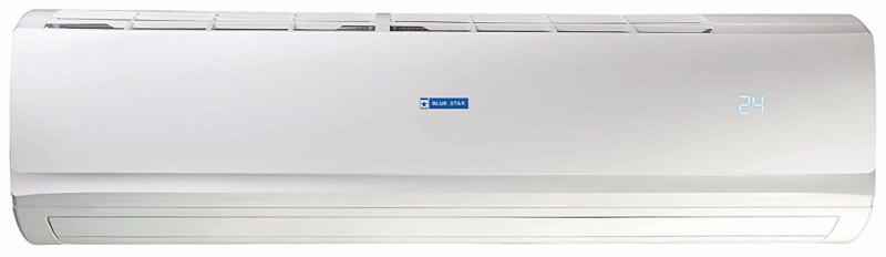 Blue Star 1.5 Ton 3 Star BEE Rating 2018 Split AC - White(BI-3HW18AATU, Copper Condenser)