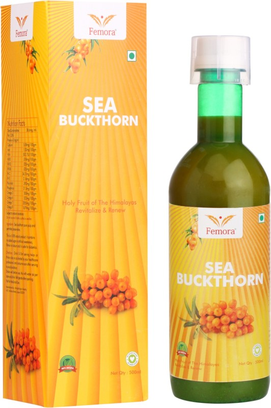 Femora Sea Buckthorn Juice 500 ml