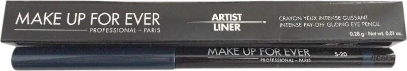 Make Up For Ever Artist Liner 0.28 g(Teal Blue)