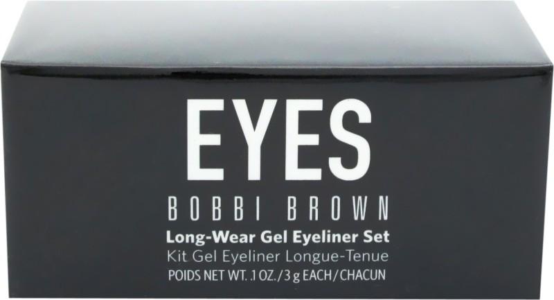 Bobbi Brown Long Wear 3 g(Black & Sepia Ink)