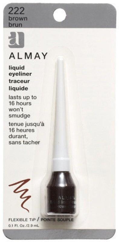 Almay Liquidliner 2.9 ml(Brown 222)