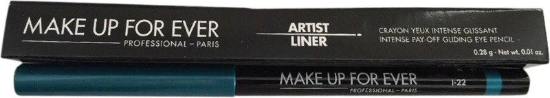 Make Up For Ever Gliding Eye Pencil 0.28 g(I-22 Turquoise Blue)