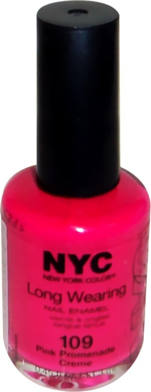 Nyc Long Wear Pink Promenade Creme 109(13 ml)