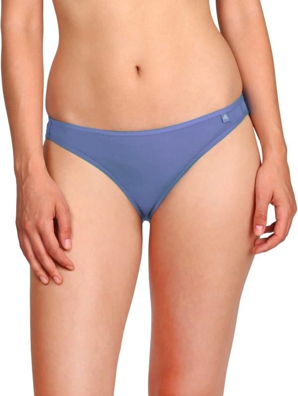 Jockey Womens Bikini Light Blue Panty(Pack of 1)
