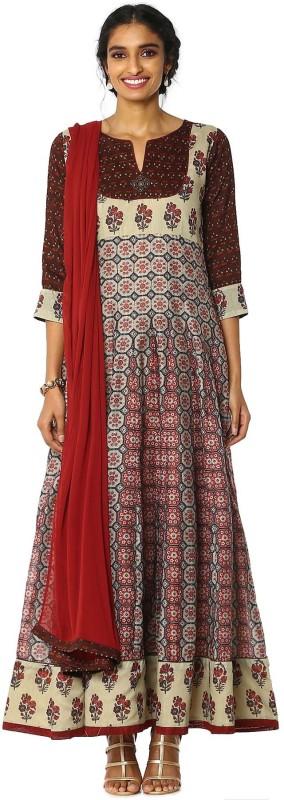 23dfdb6bff Soch Printed Kurti & Salwar(Stitched)