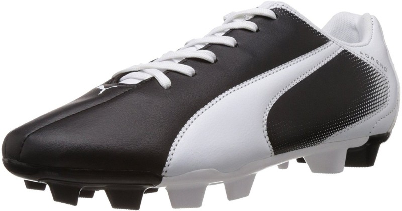 Puma Adreno FG Football Shoes For Men(Black)