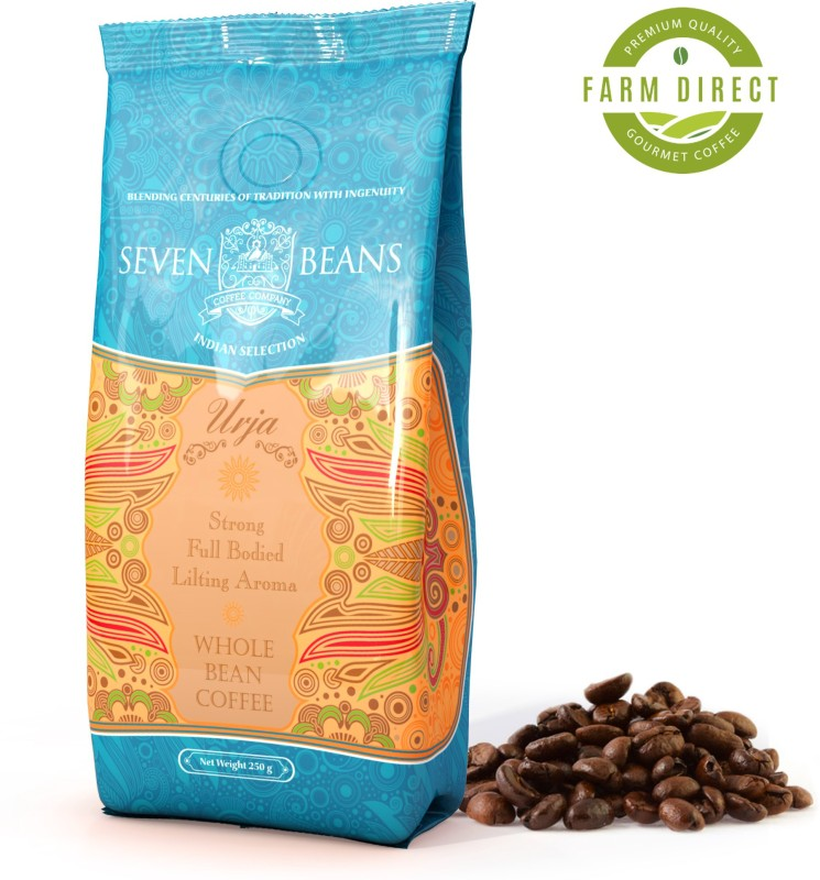 Seven Beans Urja Whole Filter Coffee(250 g)