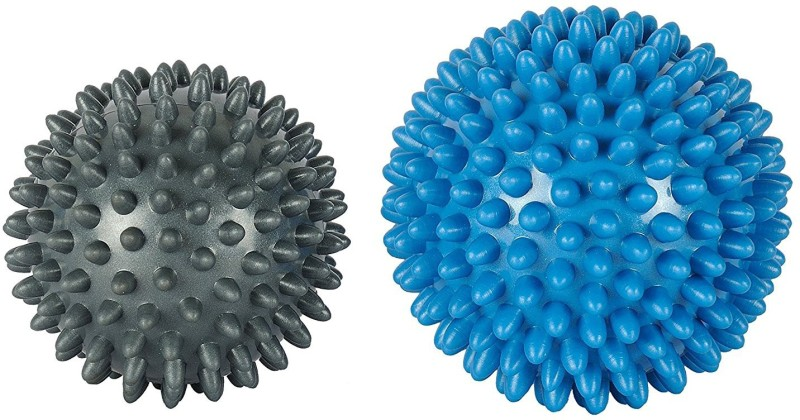 COCKATOO MASSAGE BALL SET (2 BALLS 7 CMS AND 9 CMS) Massage Ball(Pack of 2, Multicolor)