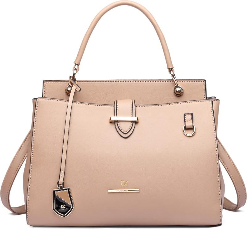 Diana Korr Hand-held Bag(Beige)
