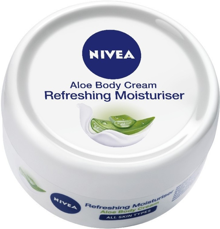Nivea Aloe Body Cream(50 ml)