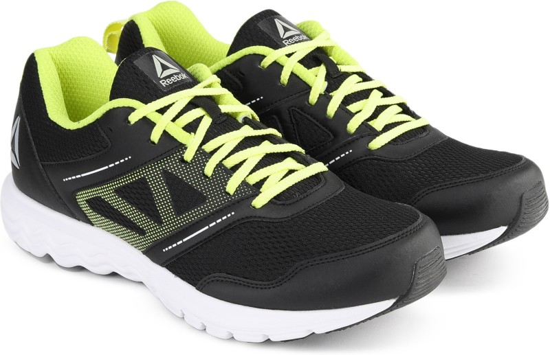 REEBOK FUEL RACE XTREME Running Shoes For Men(Black, Green)