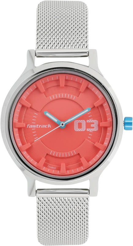 Fastrack 6166SM02 Watch For Women