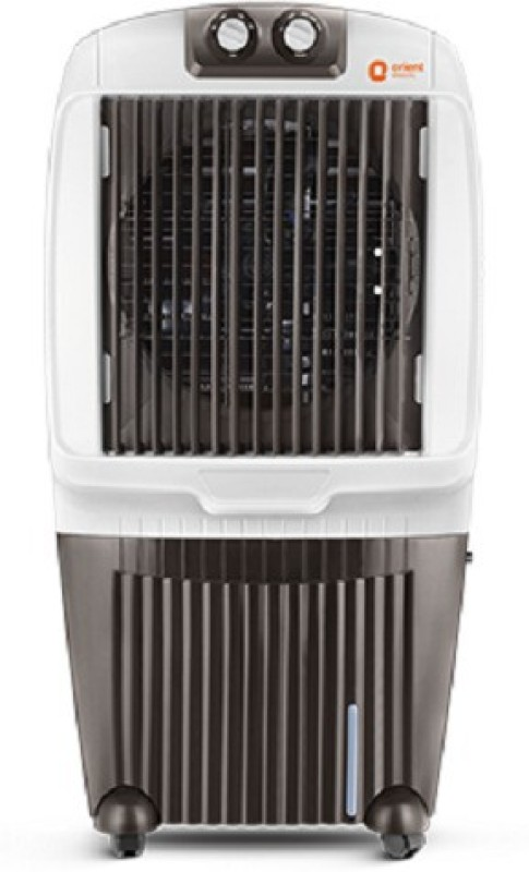 ORIENT ELECTRIC Ocean Air Desert Air Cooler(White, 70 Litres)