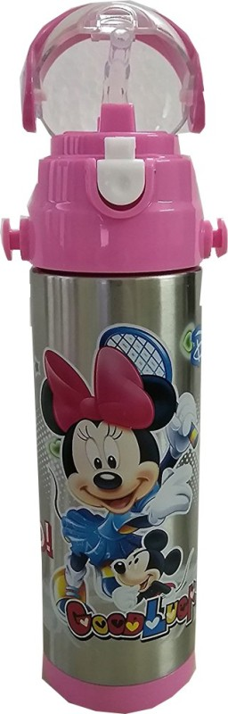 Wow DISNEY WATER BOTTLE -FLASK 550 ml Flask - 500 ml(Multicolor)