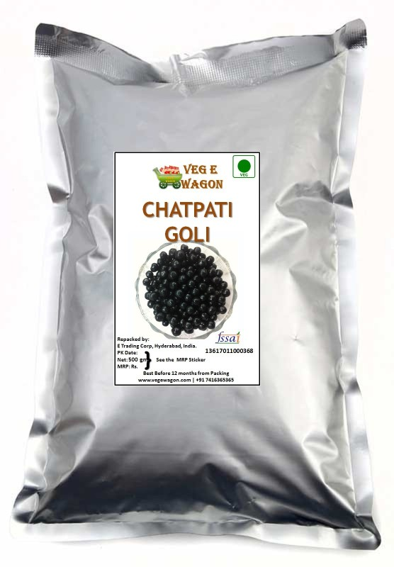 Veg E Wagon Chatpati Goli 500 gm Sweet and Sour Sour Candy(500 g)