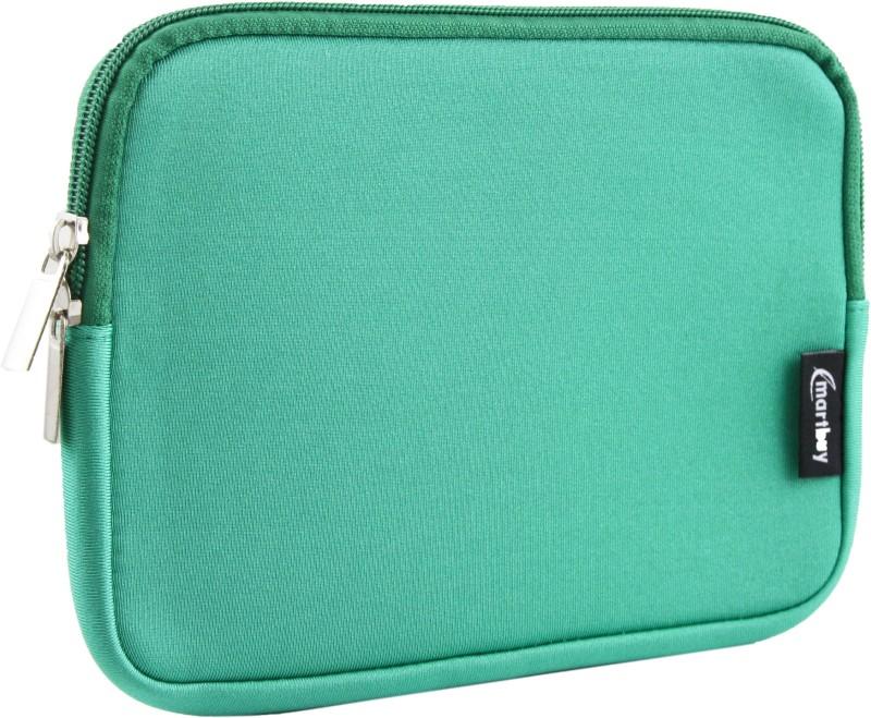 Emartbuy Sleeve for Datawind Ubislate7C+(Green)