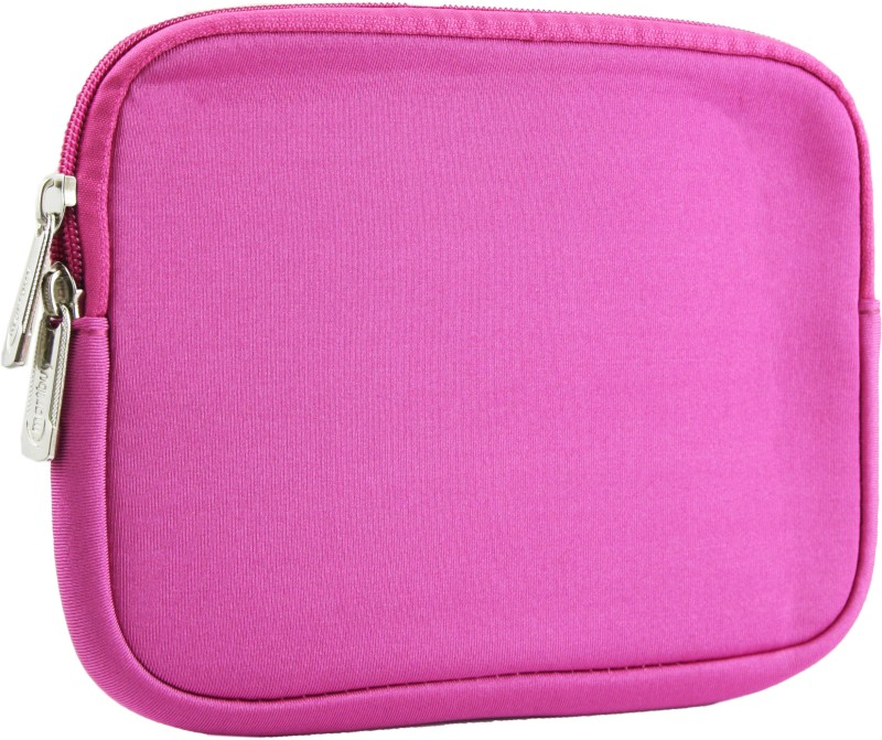 Emartbuy Sleeve for Datawind Ubislate 7DCX(Hot Pink)