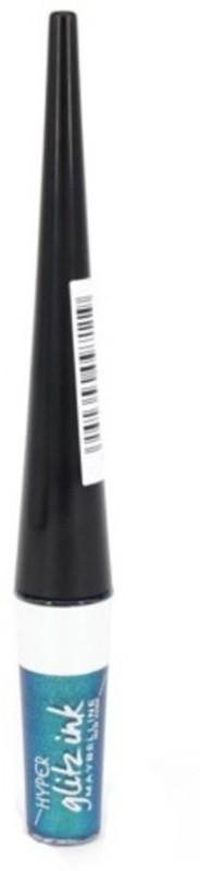 Maybelline New York Hyper Ink Glitz Ink Eye Liner, Aurora Green 1.5g 1.5 g(Aurora Green)