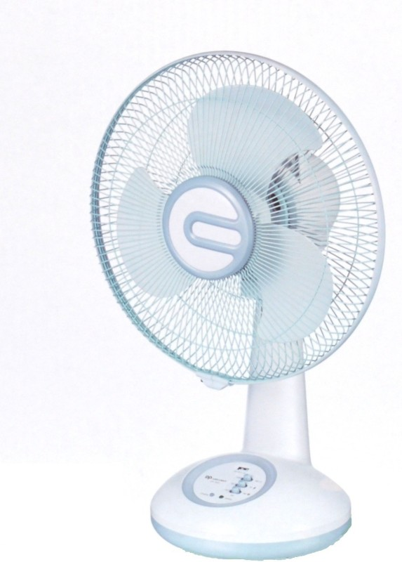 DP 7610 12 Rechargeable 3 Blade Table Fan(WHITE)