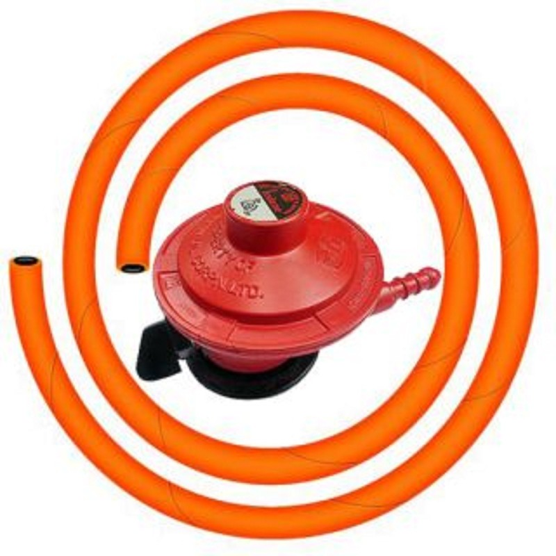 Handu Low Pressure Gas Cylinder Regulator(Aluminium)