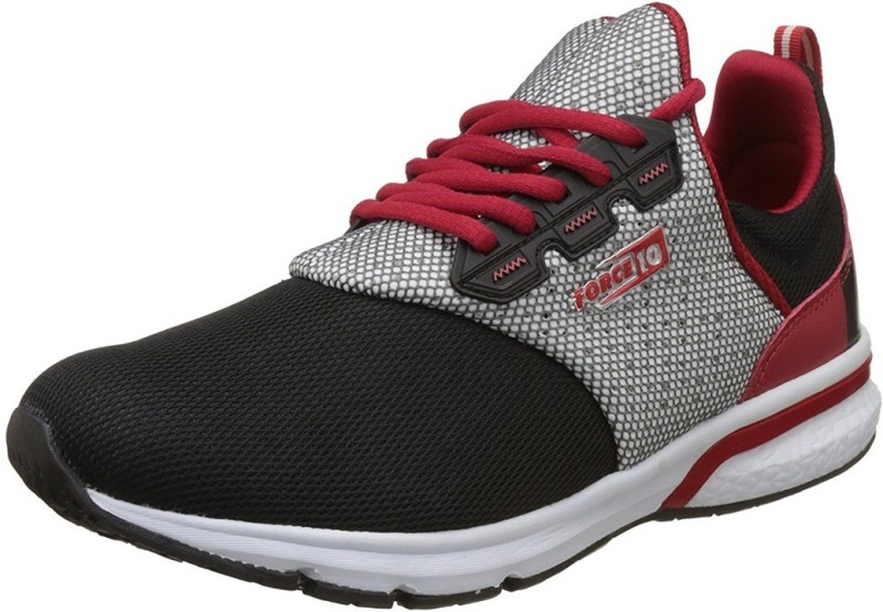 Force 10 By Liberty Running Shoes For Men(Red)