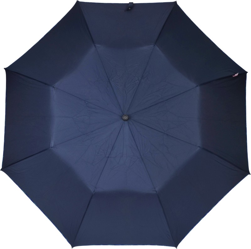 Murano 2-Fold Wonderful designs and Rain & Sun Protection Umbrella(Blue)
