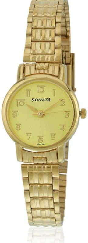 Sonata 8976YM06 Women's Watch image