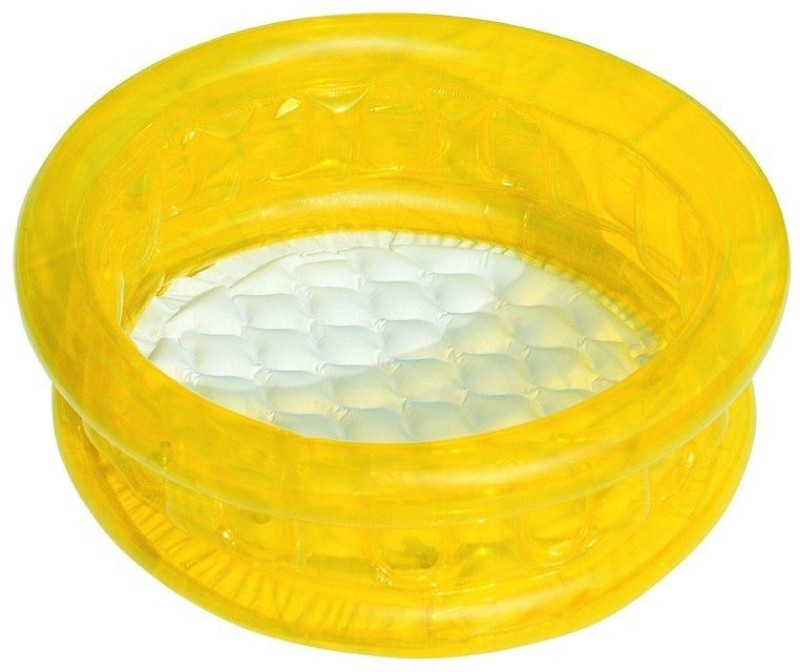 PartyBalloonsHK 2ft Kiddie Pool for Bath for Kids(Yellow)