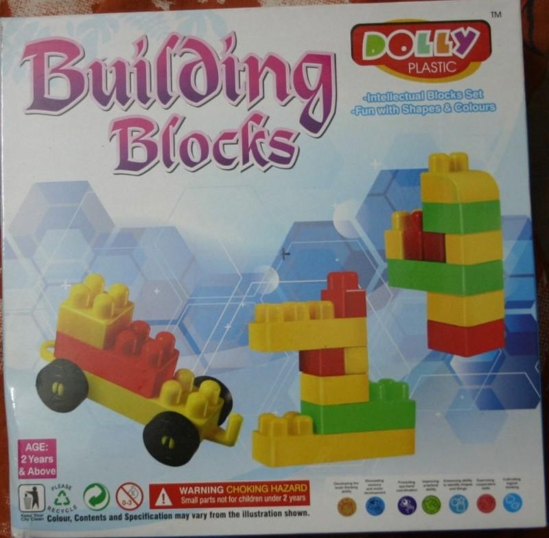 99Shoppy Building Block Set(Multicolor)