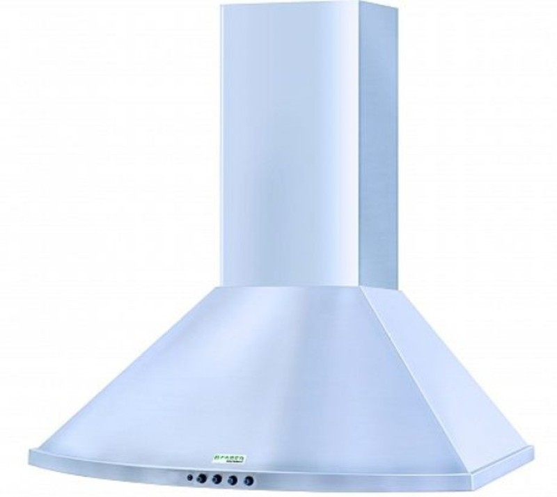 FABER 90 Plus LTW Wall Mounted Chimney(Steel 1000 CMH)