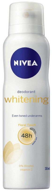 Nivea Whitening Deodorant Spray for Women 150ML Deodorant Spray - For Women(150 ml)