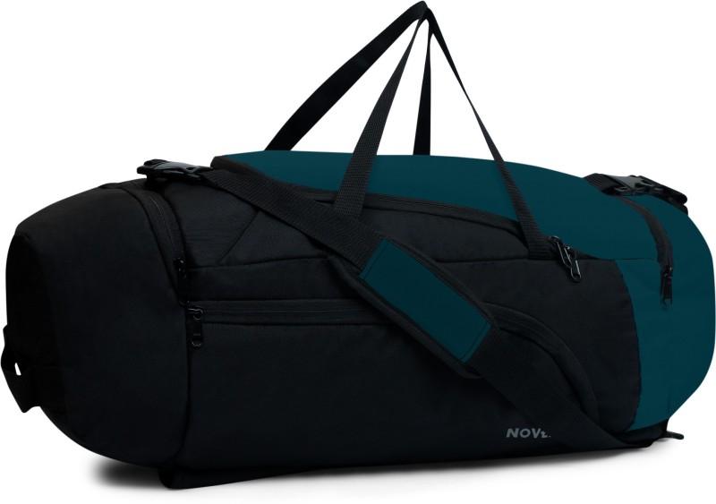 Novex Fusion 60 L Rucksack Cum Travel Duffel Bag(Green)