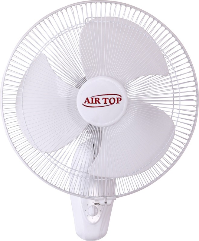 Airtop 16 Wall fan High speed 3 Blade Wall Fan(White)