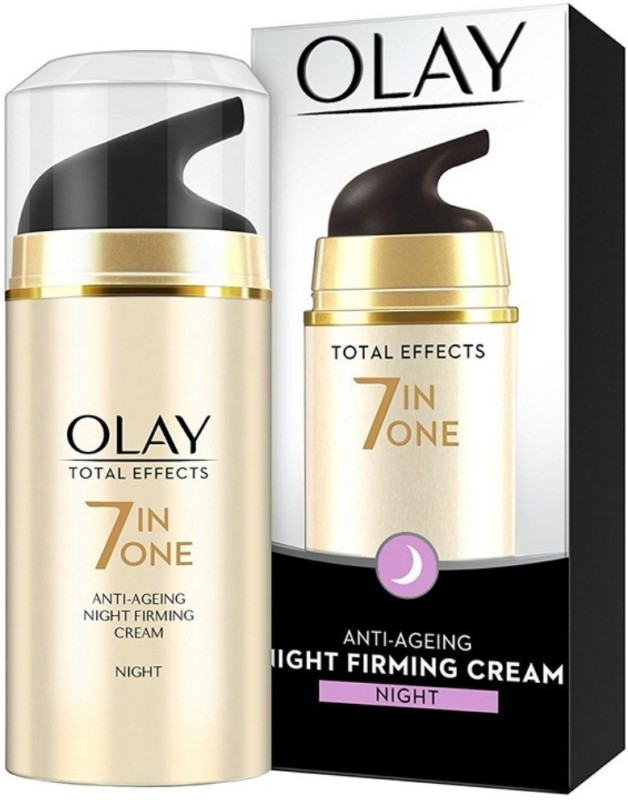 Olay Total Effect 7 in one Anti-Aageing Night Firming Cream(50 g)