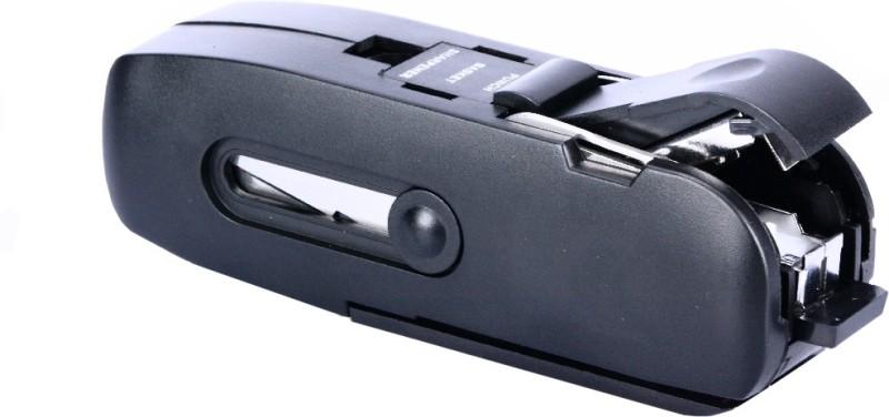 Anand India 10-In-1 Office Combo Desktop Accessory / Travel Kit - Stapler Scissors  Office Set(Black)