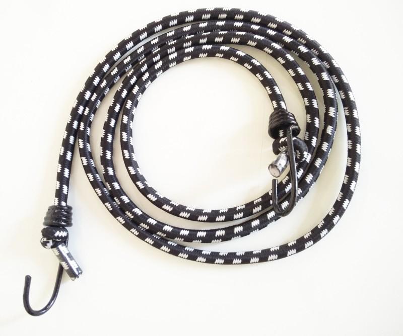 Raida Hi-Viz 2.5 m x 10 mm(Black)
