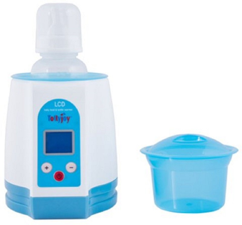 Tollyjoy IQ LCD Baby - 1 Slots(White, Blue)