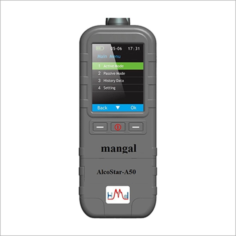 Mangal AlcoStar A50 Balance Scale(Digital)