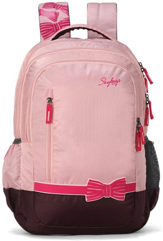 Skybags Bingo Plus 06 Pink 35 L Backpack(Multicolor)
