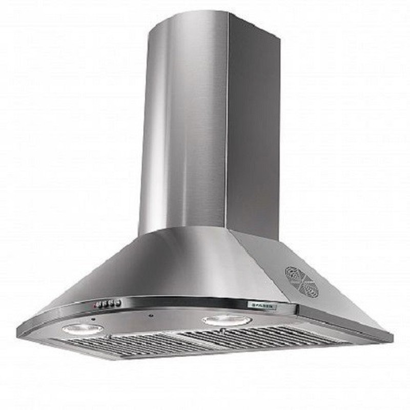 FABER Tender 60 Sunzi LTW Wall Mounted Chimney(Steel 1200 CMH)
