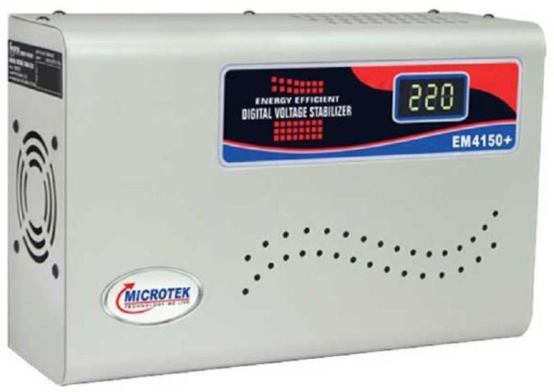 Microtek 4160 VOLTAGE STABLIZER(Grey)
