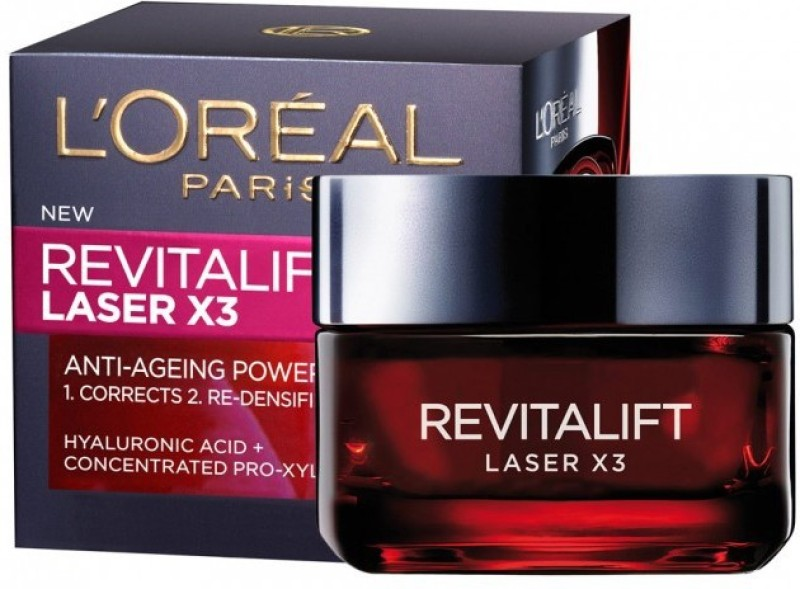 LOreal Paris Revitalift Laser X3 Anti-Ageing Power Renew Day Cream 50ml(50 ml)