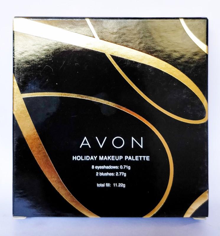 Avon True Color Make Up To Go Palette(multicolor)