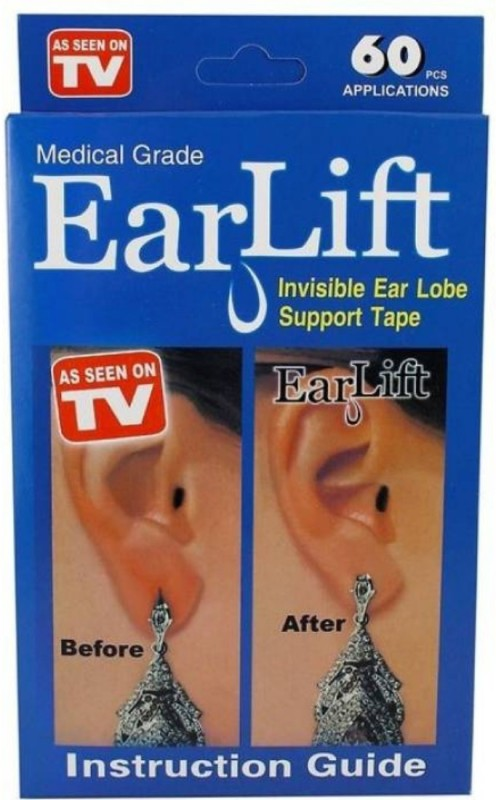 Importikah Disposable Ear Lobe Support(Pack of 60)