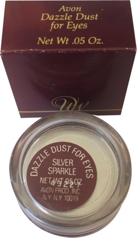 Avon Dazzle Dust 1.5 g(Silver Sparkle)