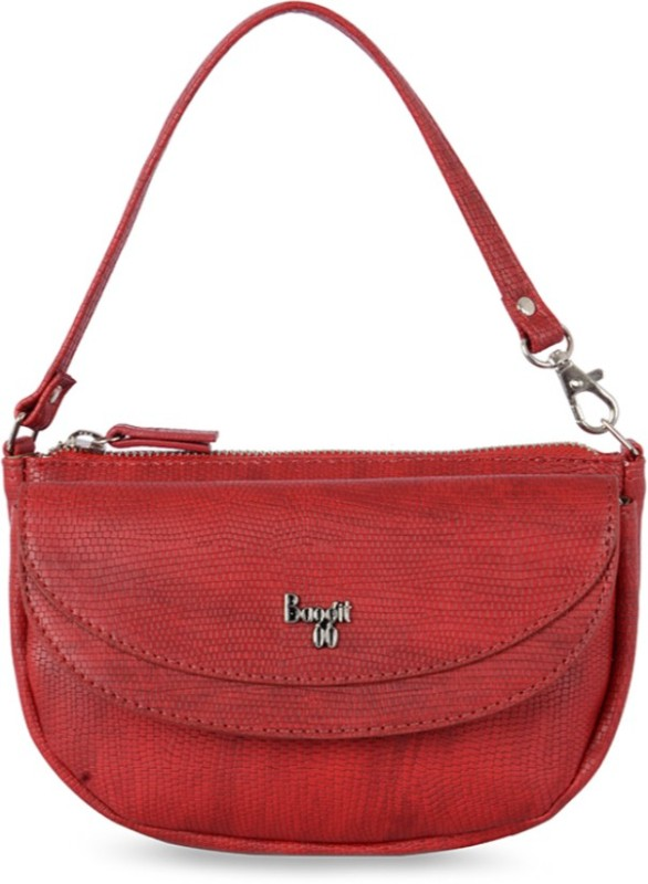 Baggit Hand-held Bag(Red)