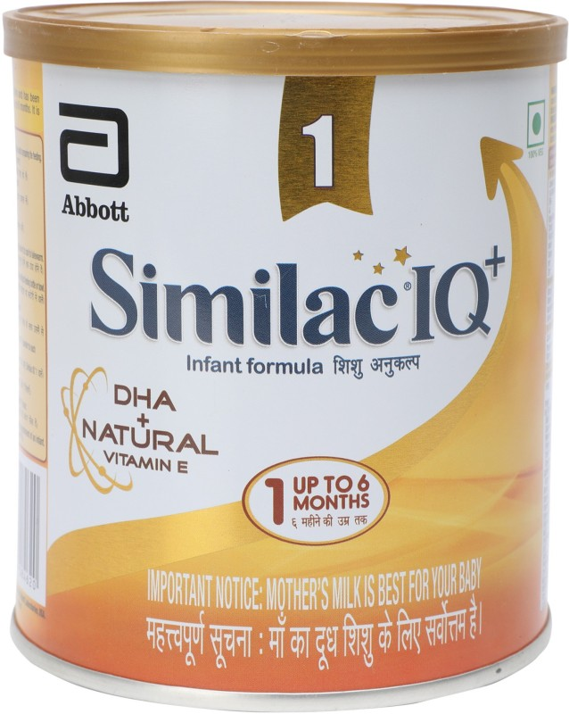 Similac IQ Plus Infant Formula(400 g)