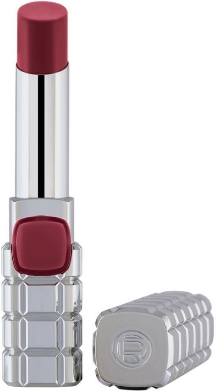 LOreal Paris Color Riche Shine on Lipstick(907 Burgundy Craze)